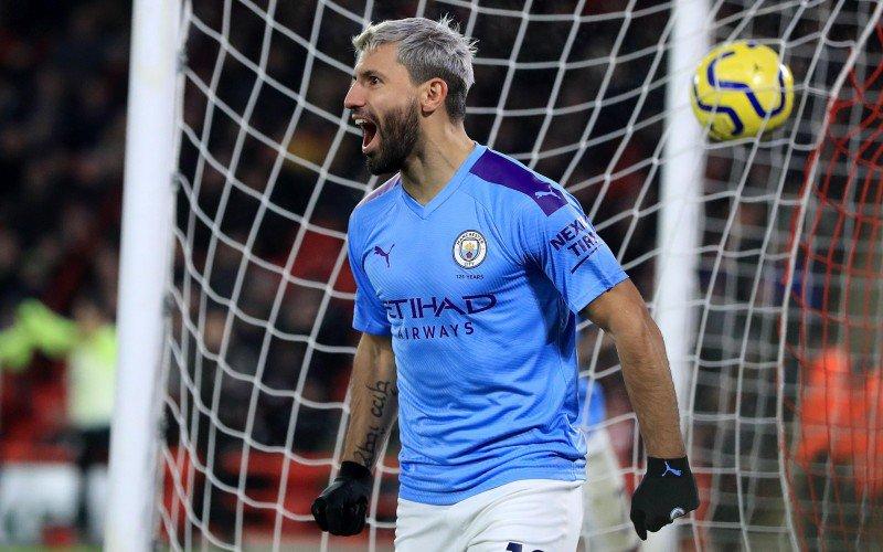 'Sergio Agüero verlaat Manchester City en staat voor spraakmakende transfer'