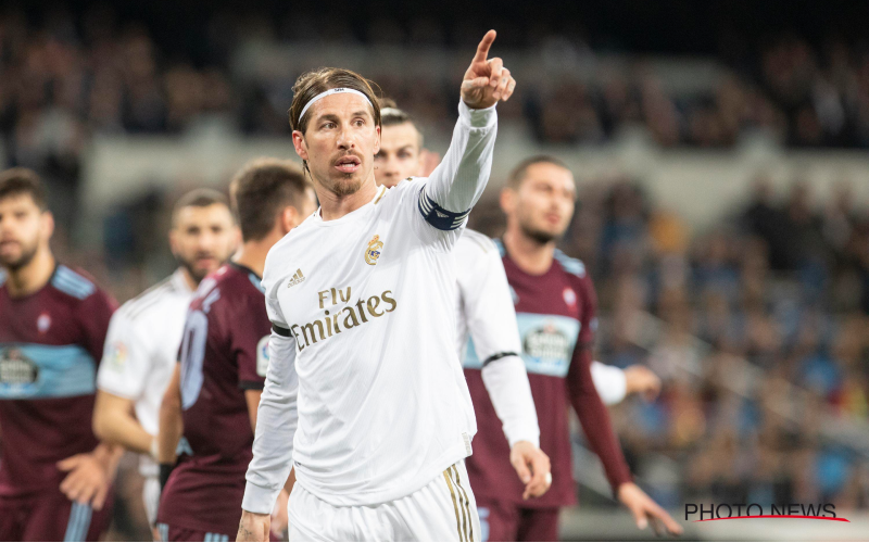 'Spraakmakende transfer op komst voor Sergio Ramos (33)'