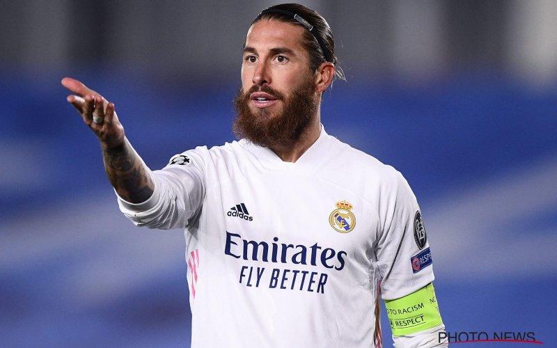 'Sergio Ramos (34) verlaat Real Madrid gratis en maakt toptransfer'