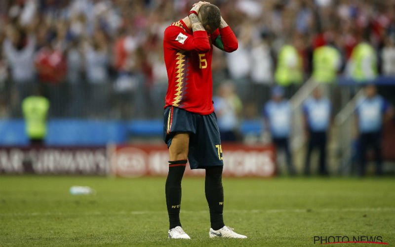 Sergio Ramos haalde nog smerige trucjes naar boven om toch te kunnen winnen