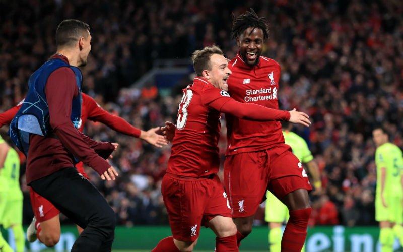 'Liverpool slaat in paniek over Divock Origi'