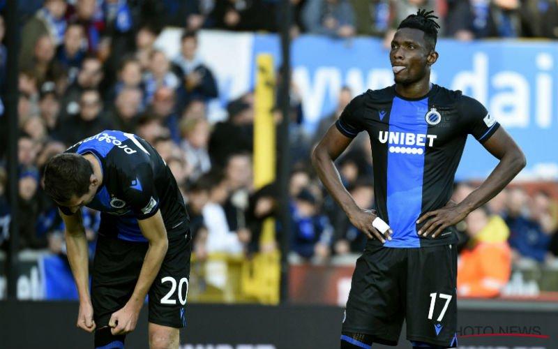 'Simon Deli vertrekt mogelijk alweer bij Club Brugge'