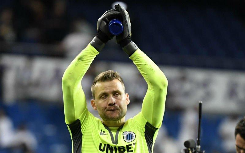 Mignolet razend ambitieus bij Club Brugge: