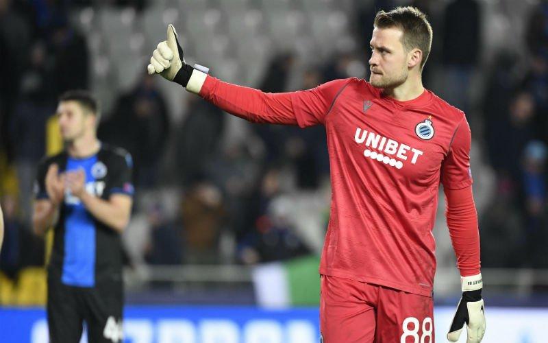 'Club Brugge schakelt Simon Mignolet in voor nieuwe toptransfer'