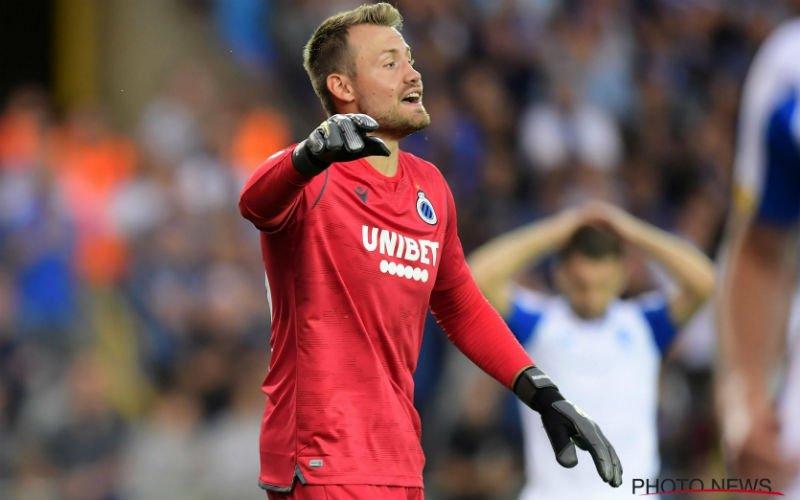 Mignolet gelooft ogen niet bij Club Brugge: