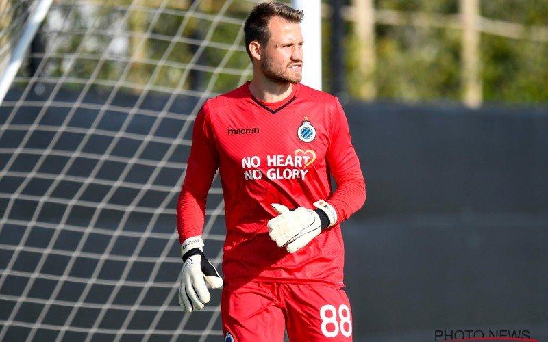 'Club Brugge neemt beslissing over vertrek van Simon Mignolet'