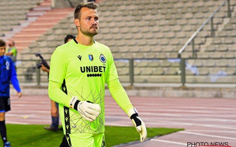 Nervositeit bij Club Brugge, exit Mignolet?