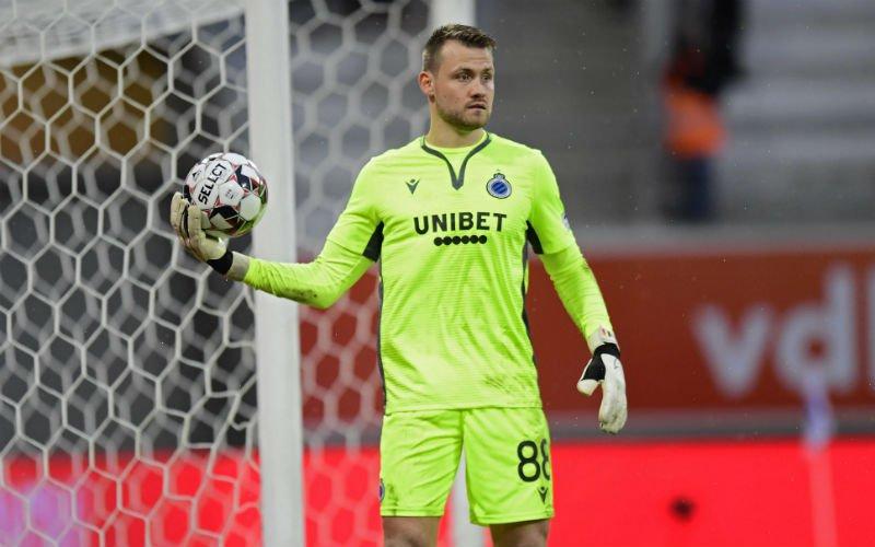 Mignolet nu al weg bij Club Brugge?