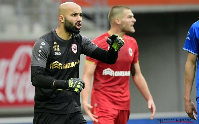'Sinan Bolat verlaat Antwerp mogelijk voor... Anderlecht'
