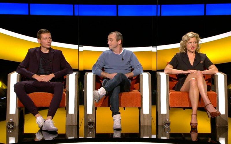 Kijkers liggen strijk nadat Hans Vanaken dit doet in Slimste Mens ter Wereld