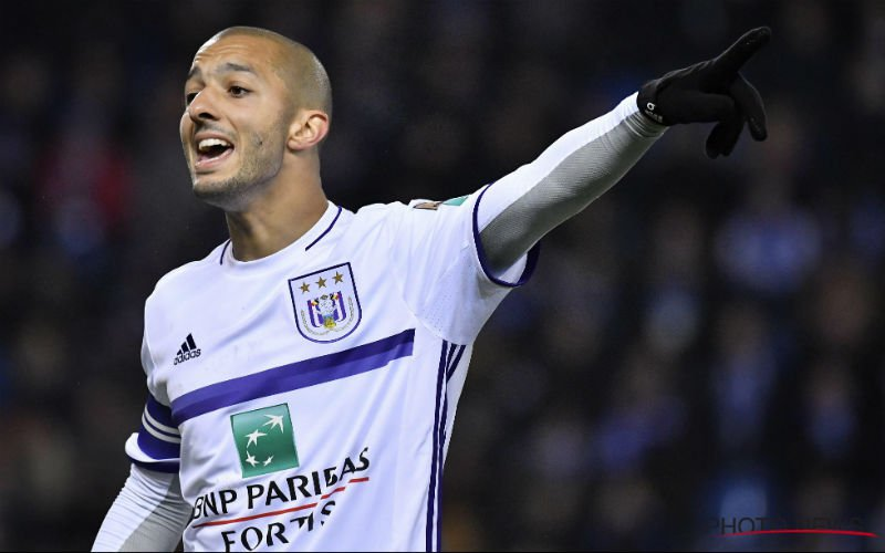 Anderlecht kan zwaar in de problemen komen door transfer van Hanni