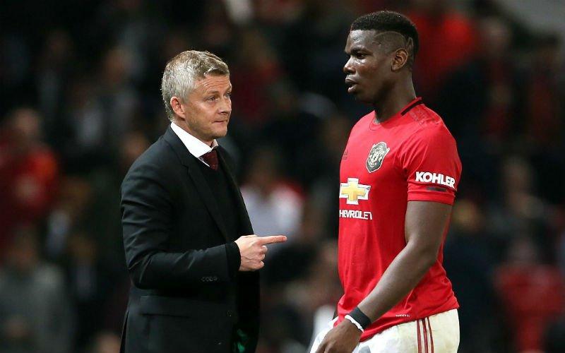 'Pogba verlaat Manchester United en wordt betrokken in sensationele ruildeal'