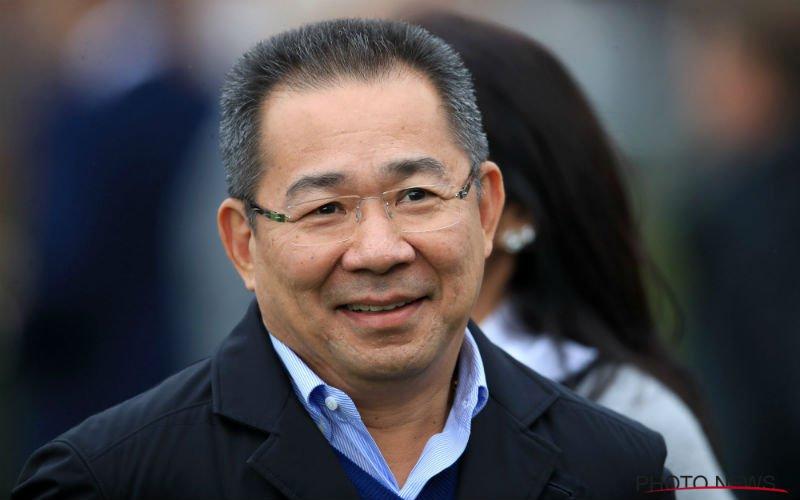 Eigenaar van Leicester City en OH Leuven is overleden