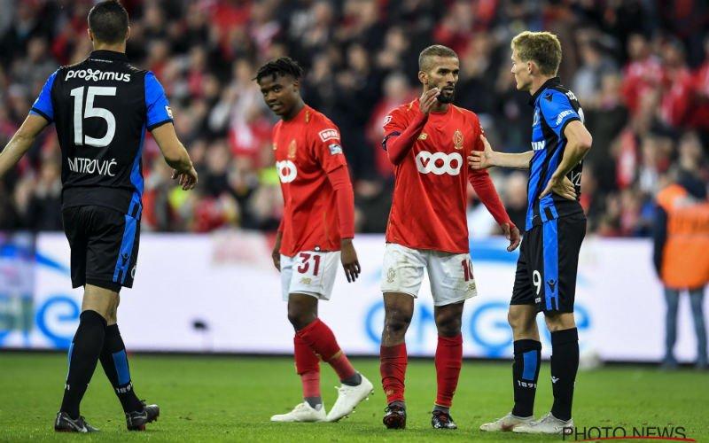 Twee Club Brugge-spelers gebuisd: