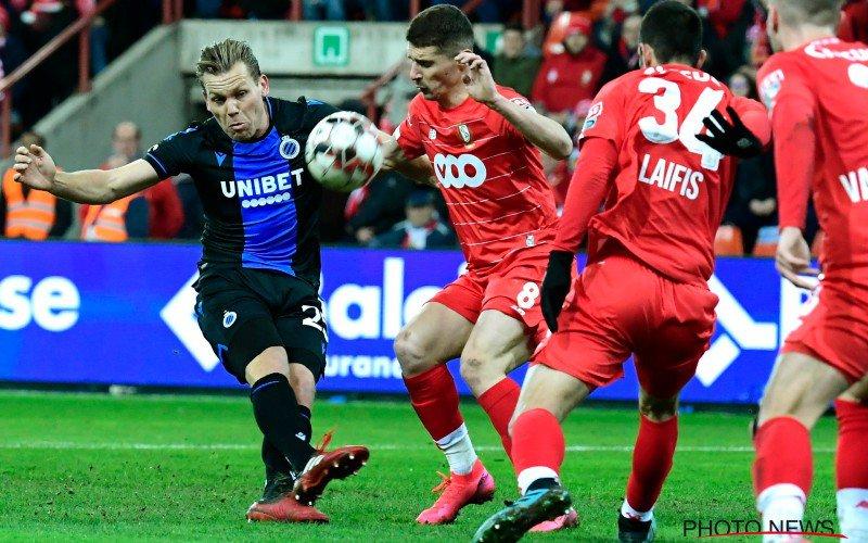 'Club Brugge bevoordeeld tegen Standard na flagrante fout van VAR'