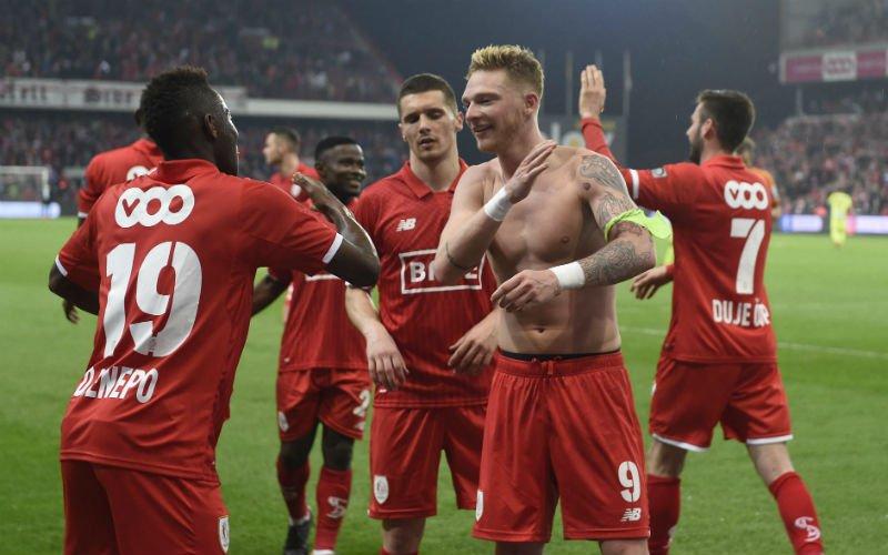 Standard moet zich verantwoorden bij KBVB na wedstrijd tegen Anderlecht