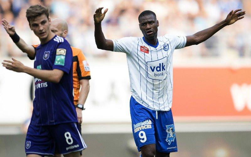 AA Gent neemt nu al afscheid van Mamadou Sylla