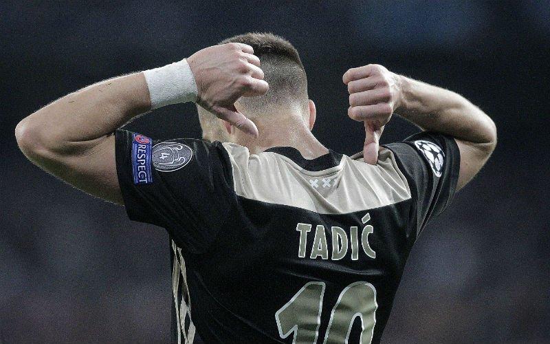 'Real-killer Dusan Tadic kon ook naar deze Belgische topclub'
