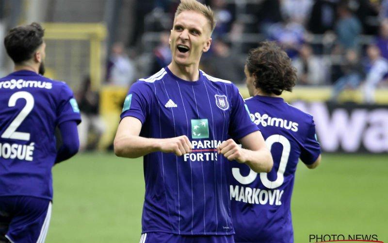 Verrassing van formaat: 'Lukasz Teodorczyk keert terug naar Anderlecht'