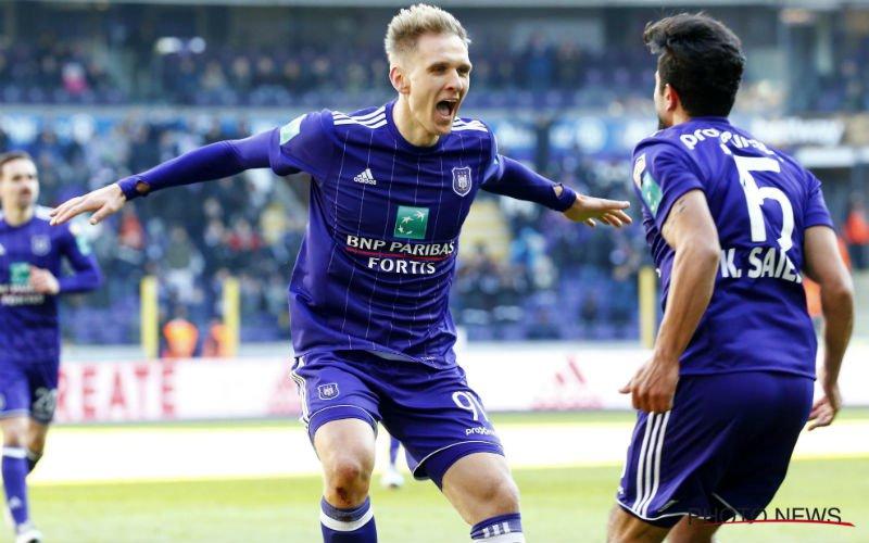 'Lukasz Teodorczyk is op weg naar deze Belgische topclub'