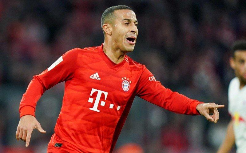 'Thiago verlaat Bayern München en versiert supertransfer'
