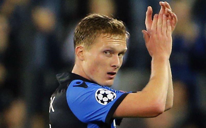 Champions League-debutant Vlietinck reageert na straffe prestatie