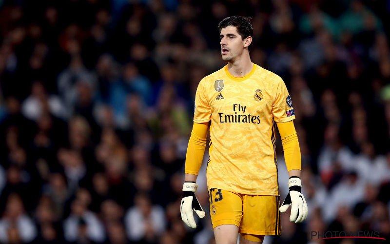 'Real Madrid bereikt akkoord met vervanger van Thibaut Courtois'
