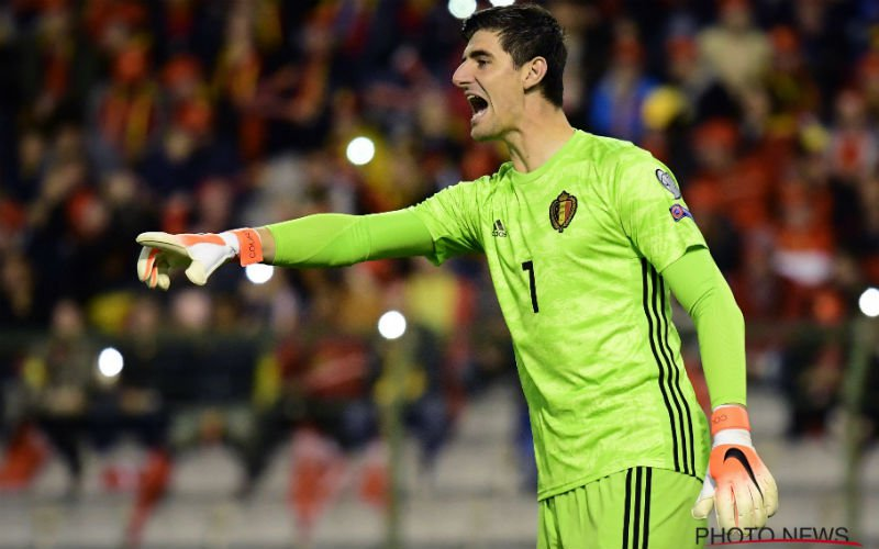 'Verrassende toptransfer in de maak: Courtois vertrekt tóch bij Real Madrid'