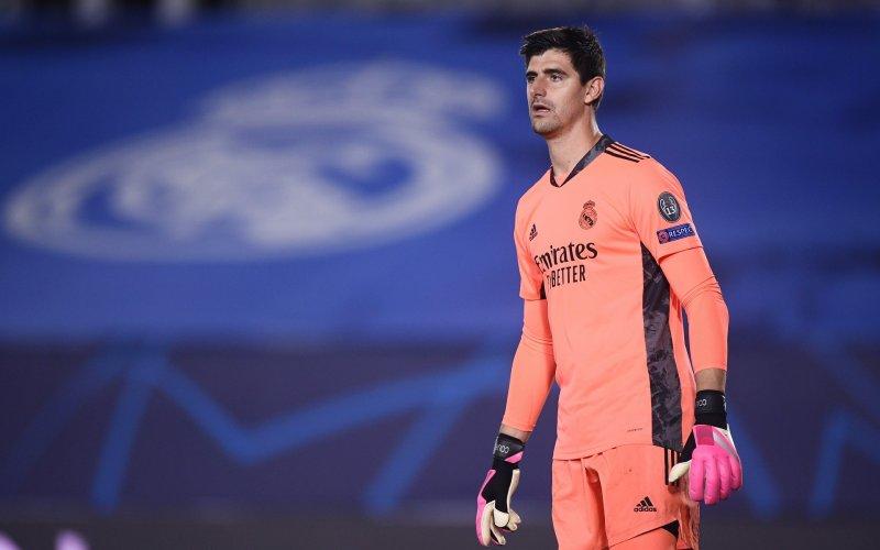 'Zidane neemt beslissing na blunder van Courtois'