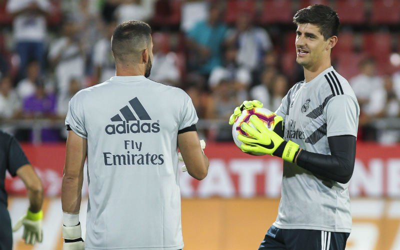 'Courtois duwt Navas naar de uitgang bij Real Madrid'