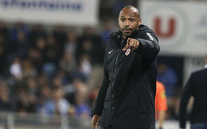 'Thierry Henry wordt trainer bij deze Belgische topclub'