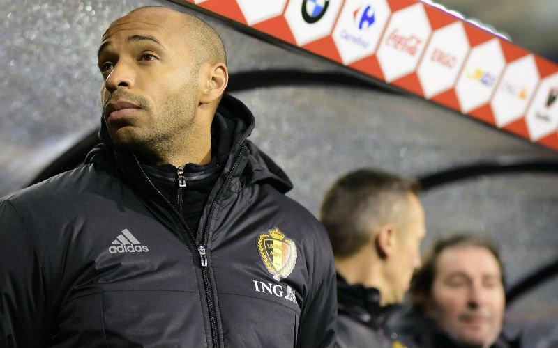 Thierry Henry reageert nu zelf op nieuw avontuur bij Arsenal