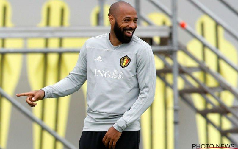 Marc Coucke reageert op komst van Thierry Henry