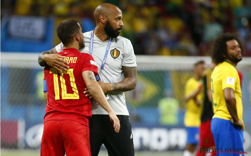 'Hazard is pas derde keus na Neymar en Mbappé'