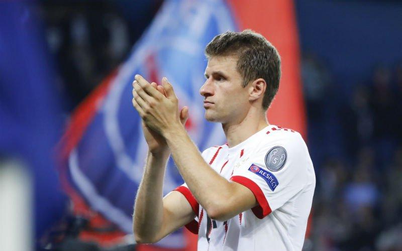 Thomas Müller verrast met favoriete Rode Duivel: