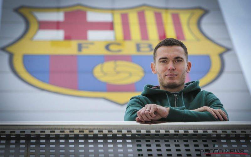 'Dit is Barcelona van plan met Vermaelen komend seizoen'