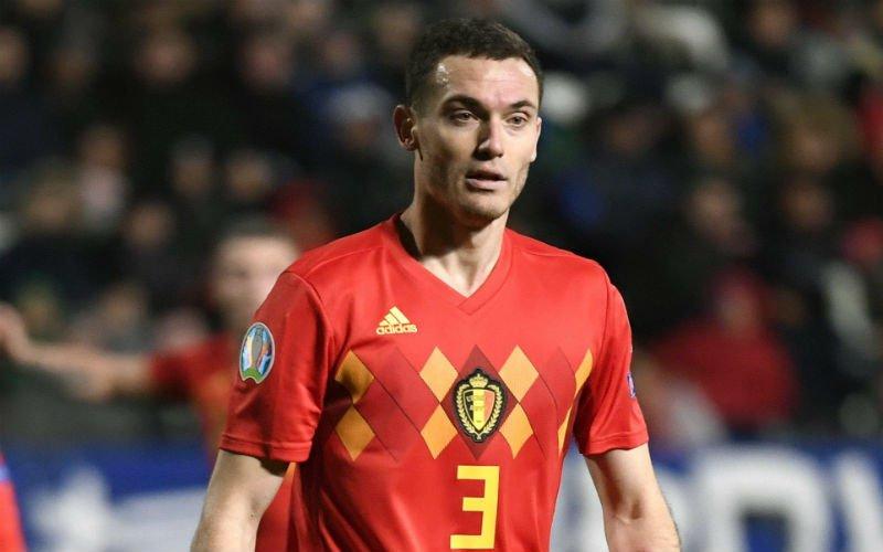'Thomas Vermaelen verhuist mogelijk tóch naar Belgische topclub'