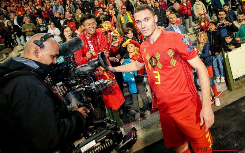OFFICIEEL: Thomas Vermaelen verrast met nieuwe club