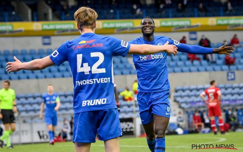 KRC Genk verplettert Antwerp en legt de druk bij Club Brugge