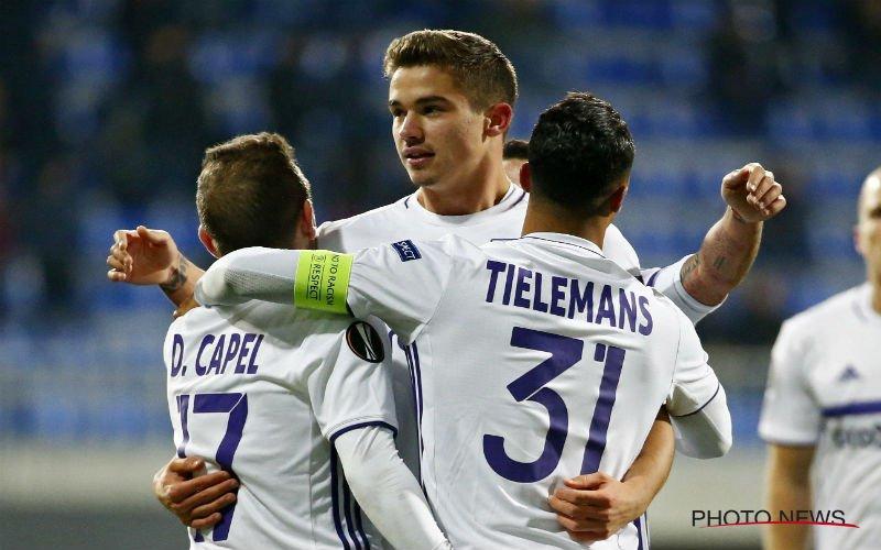 Beloften van Anderlecht spelen met zeer opmerkelijke naam tegen Club Brugge