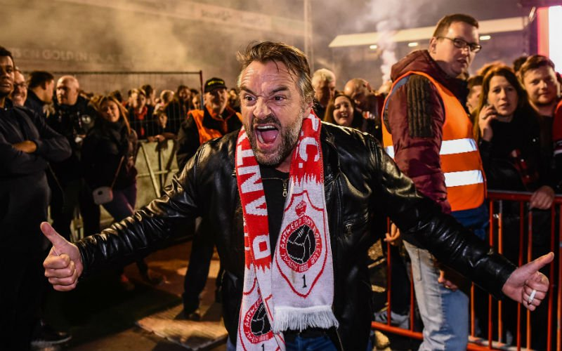 Tom Waes zwaar teleurgesteld door Club Brugge-Antwerp