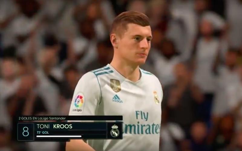 Rating van 90, maar Kroos doet duidelijke oproep aan makers FIFA 18