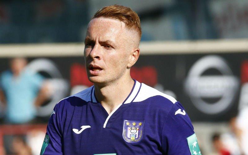 'Anderlecht neemt verrassende beslissing, Trebel schrikt zich rot'