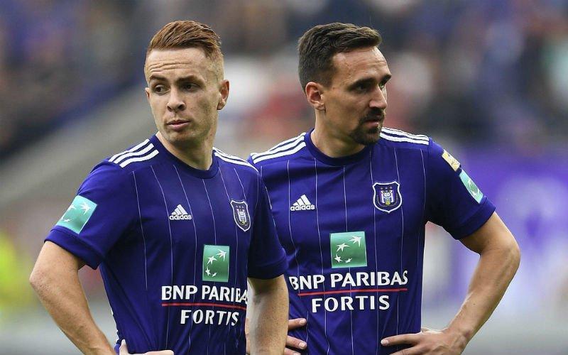 De nood is hoog: 'Anderlecht neemt besluit over terugkeer Trebel'
