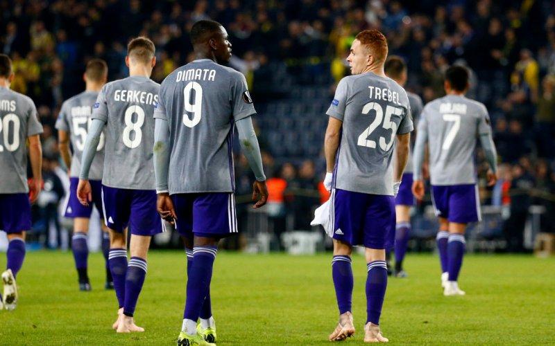 """""""Anderlecht is voor mij een aflopend verhaal"""""""