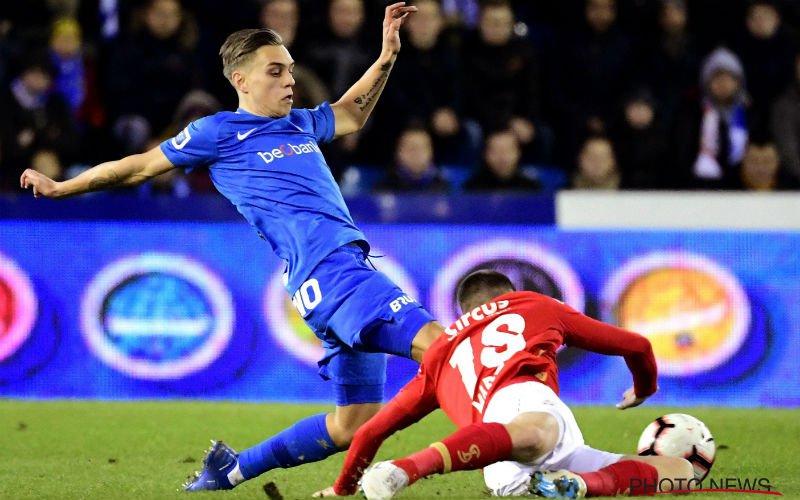 Leandro Trossard ziet groot probleem tegen Club Brugge