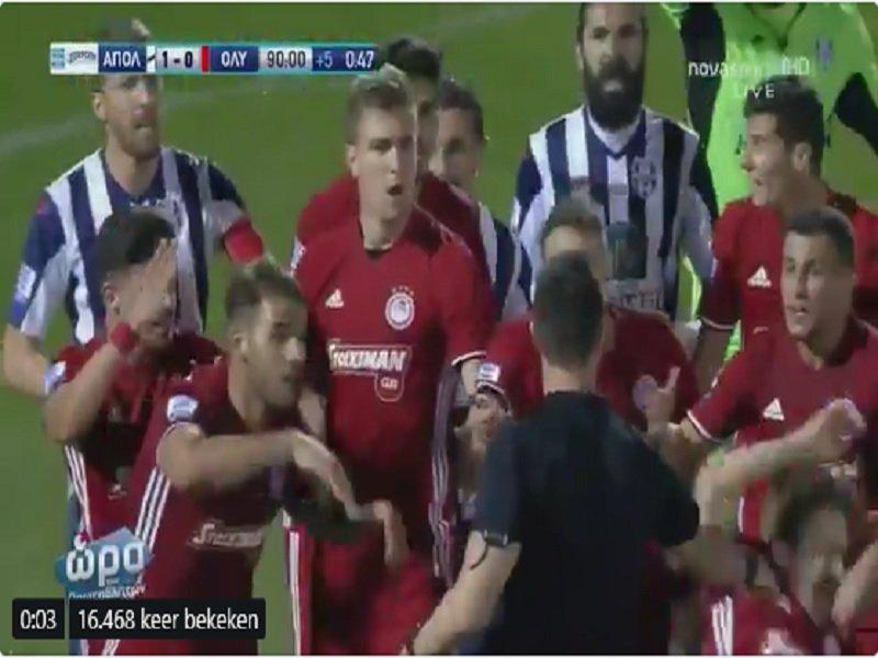 Ex-Anderlecht-speler mikpunt van spot (Video)