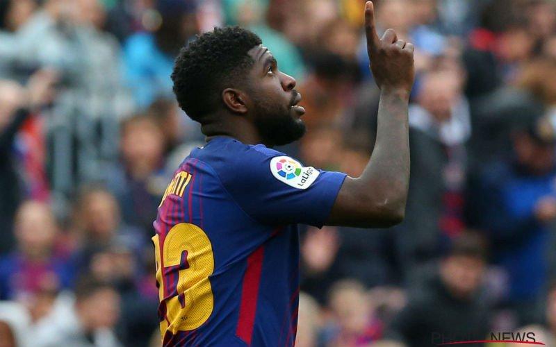 'Umtiti (Barcelona)  gaat akkoord met transfer naar deze absolute topclub'