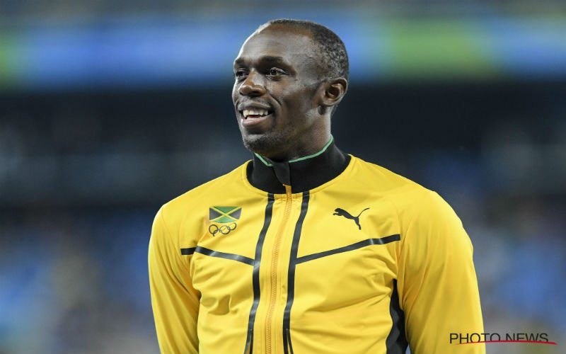 Leon Bailey gaat voor stunt zorgen met zijn vriend Usain Bolt