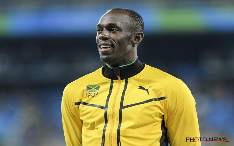 Ex-Genkie krijgt stevig compliment van...Usain Bolt